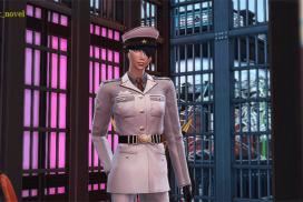 EA 軍服リカラー(Fimale Var.)